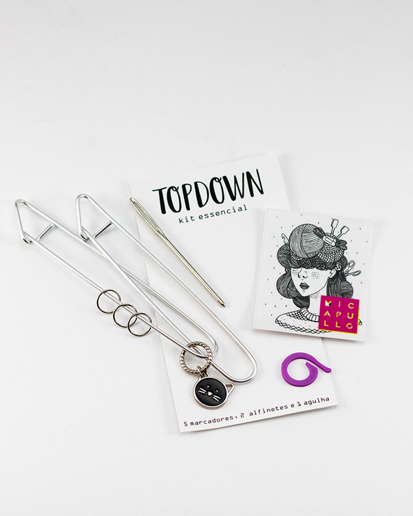 Foto do produto Kit Essencial TopDown
