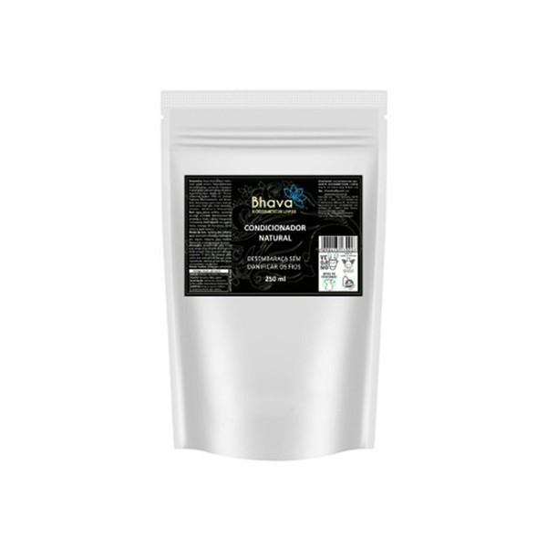 50a503f734 Refil Condicionador natural para cabelos 250 ml