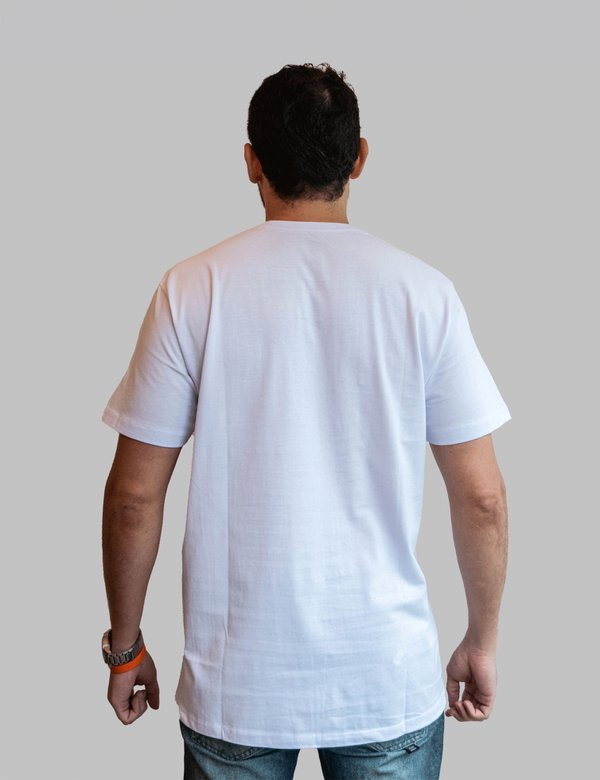 Foto do produto Camiseta And & Branca (Masculina)