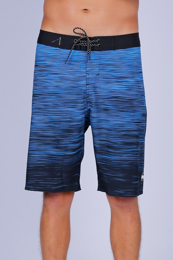 BERMUDA BOARDSHORT OCEANO DEGRADÊ PERFORMANCE STRETCH