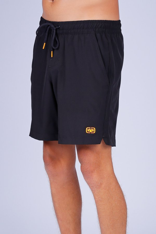 SHORT OCEANO LOGO NEON PERFORMANCE STRETCH