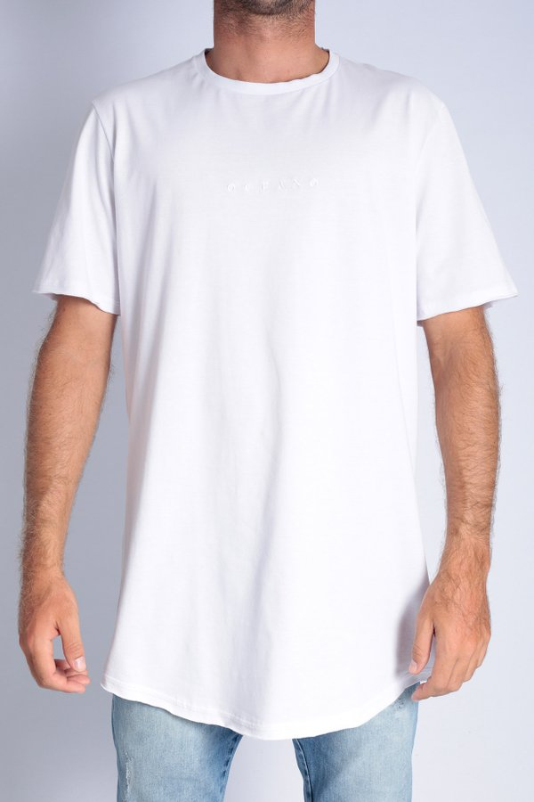 CAMISETA OCEANO LONG FIT BASIC CONFORTO PREMIUM
