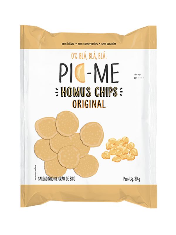 Homus Chips Original