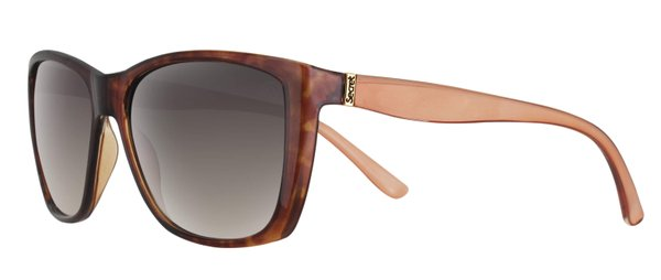 ÓC SECRET IRIS BROWN TURTLE/GLASSY CREAM / POLARIZED GRADIENT BROWN