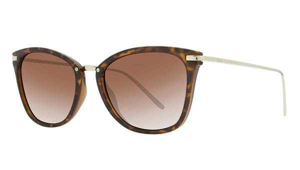 LUIZA HAVANA TURTLE / POLARIZED GRADIENT BROWN