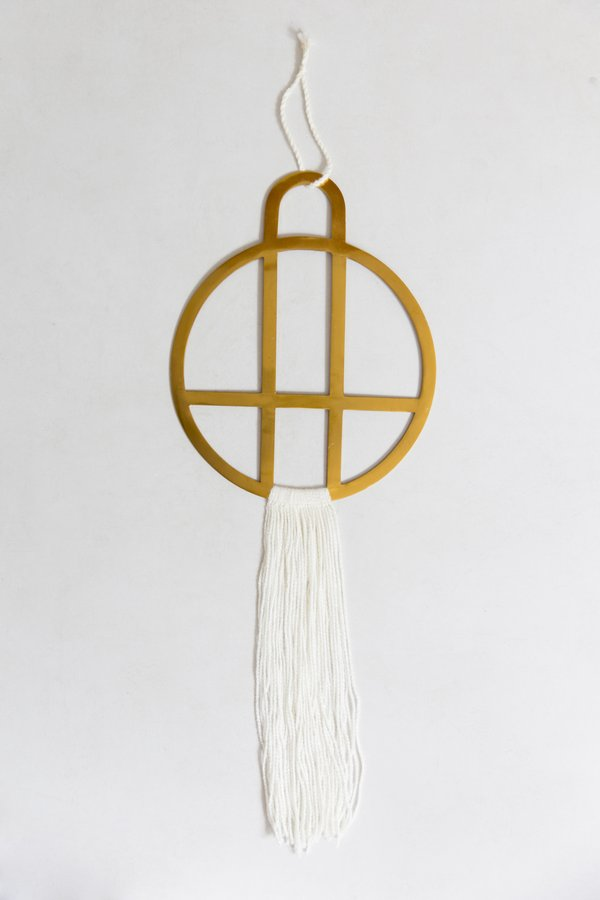 Hanger de Metal Gold