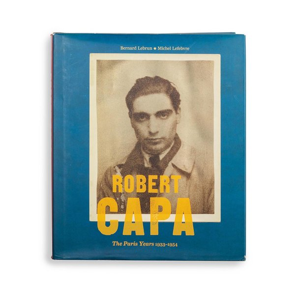 Roberto Capa - The Paris Years