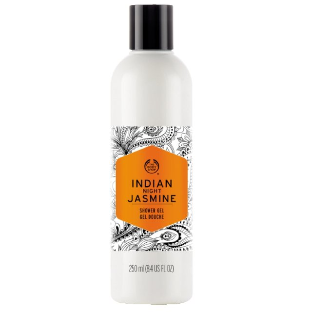 Shower Gel Indian Night Jasmine