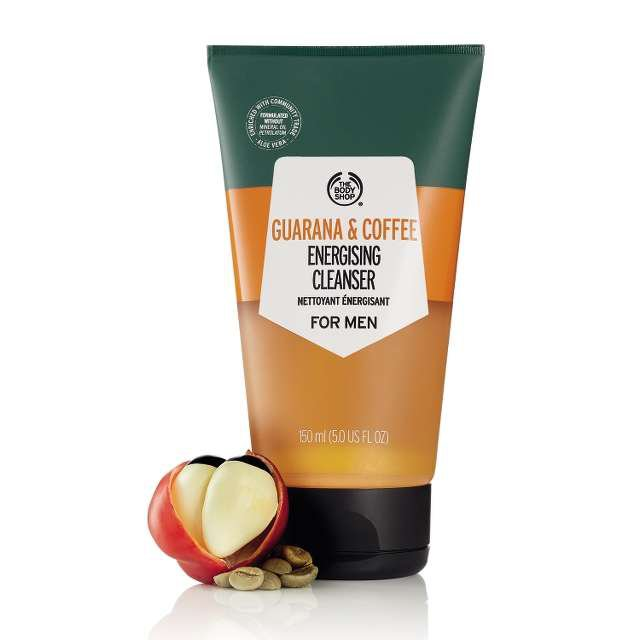 Gel De Limpeza Facial Guaraná & Coffee