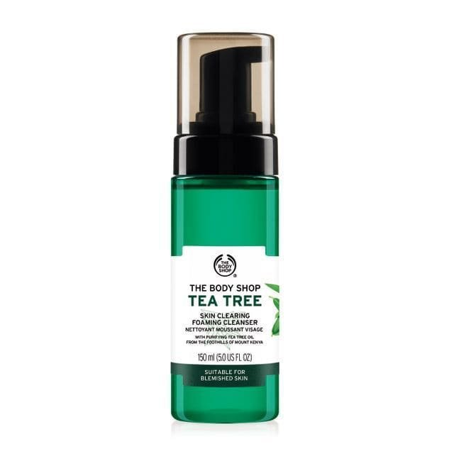 Espuma De Limpeza Facial Tea Tree