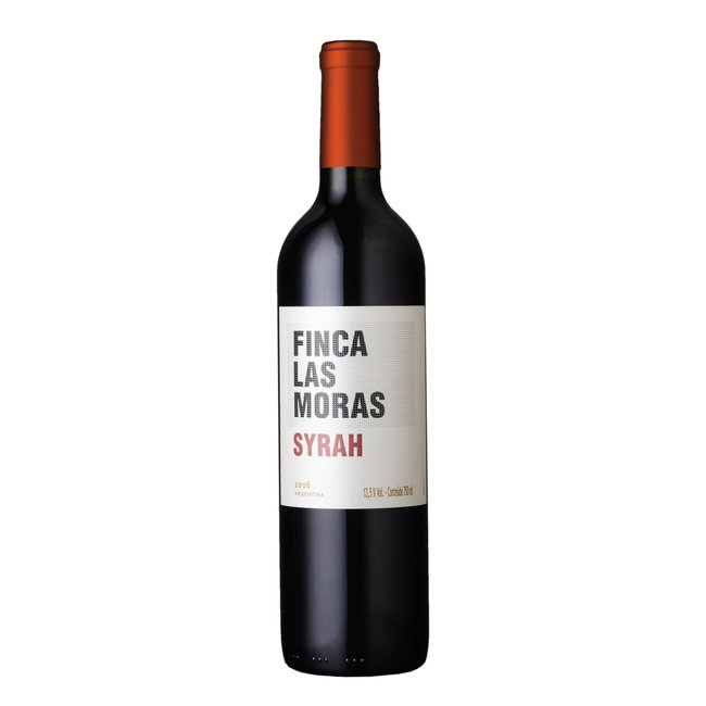 Las Moras Shiraz 2019 (750ml)