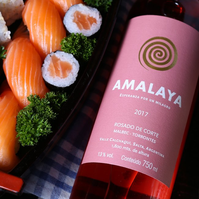 Amalaya Rosé 2018 (750ml)