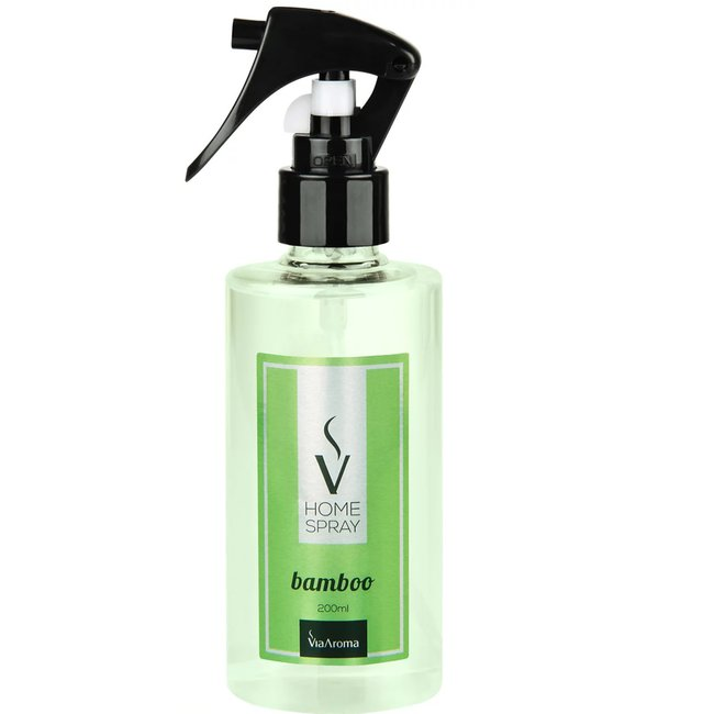 Aromatizador Home Spray 200Ml Via Aroma