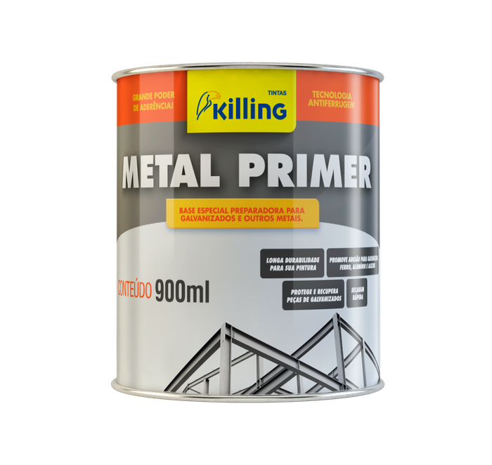 METAL PRIMER 0.9LT KILLING