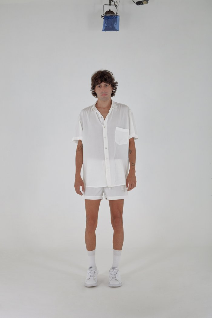 Camisa Unissex Off White