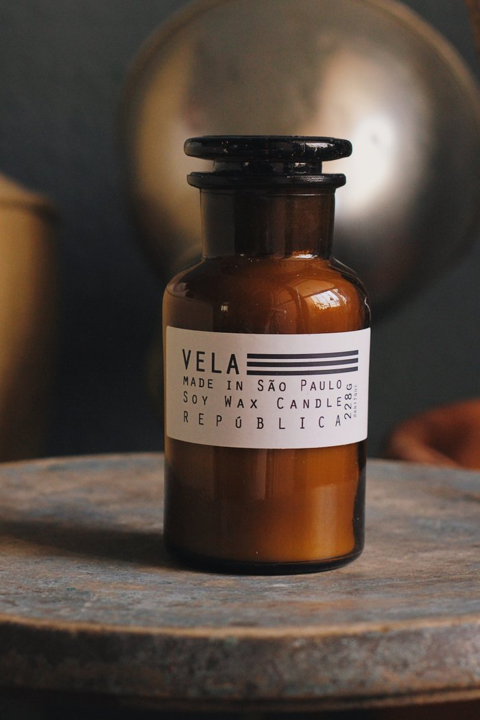 VELA ANTIQUE REPÚBLICA - 228g