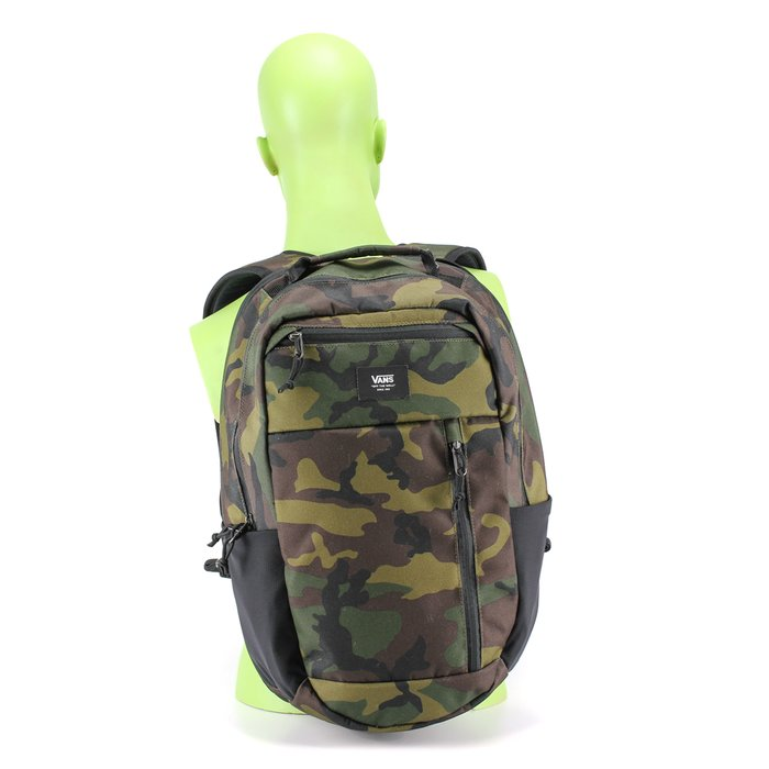 MOCHILA VANS DISORDER PLUS BACKPACK CAMO