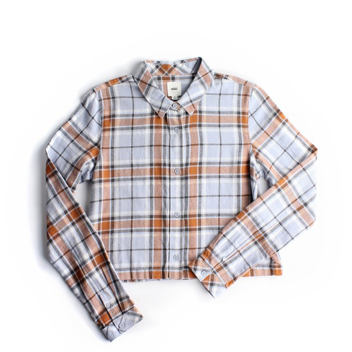 CAMISA FLANELA VANS BOX CAR II