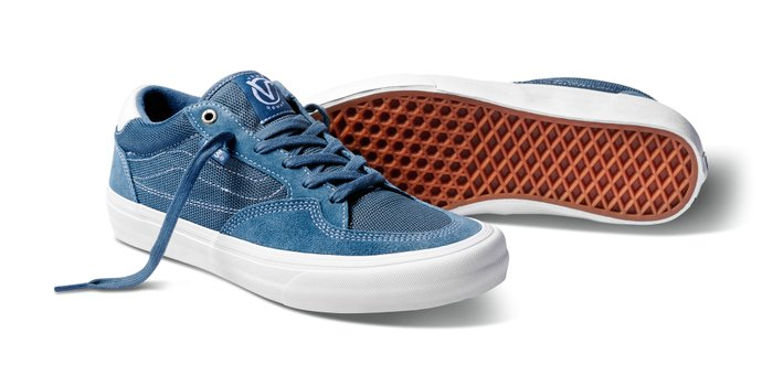 TÊNIS VANS ROWAN PRO MIRAGE BLUE/TRUE WHITE