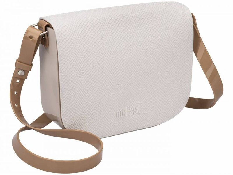 Bolsa Melissa Essential Shoulder Bag Snake