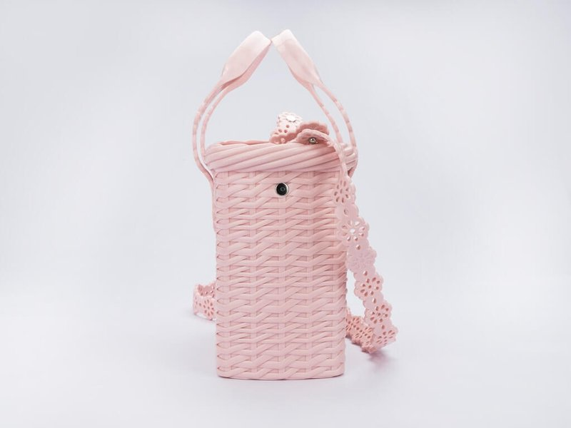 Melissa Lace Bag + Viktor and Rolf