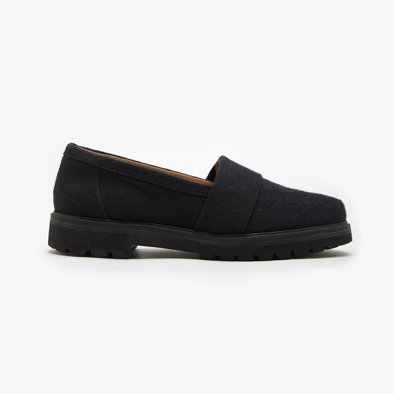 Mono Black Loafer