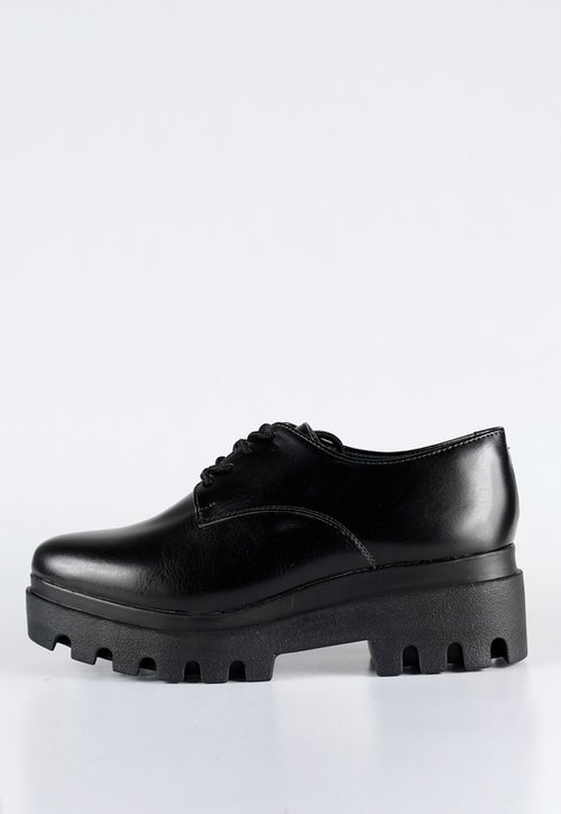 THUNDER oxford - preto (vegan)