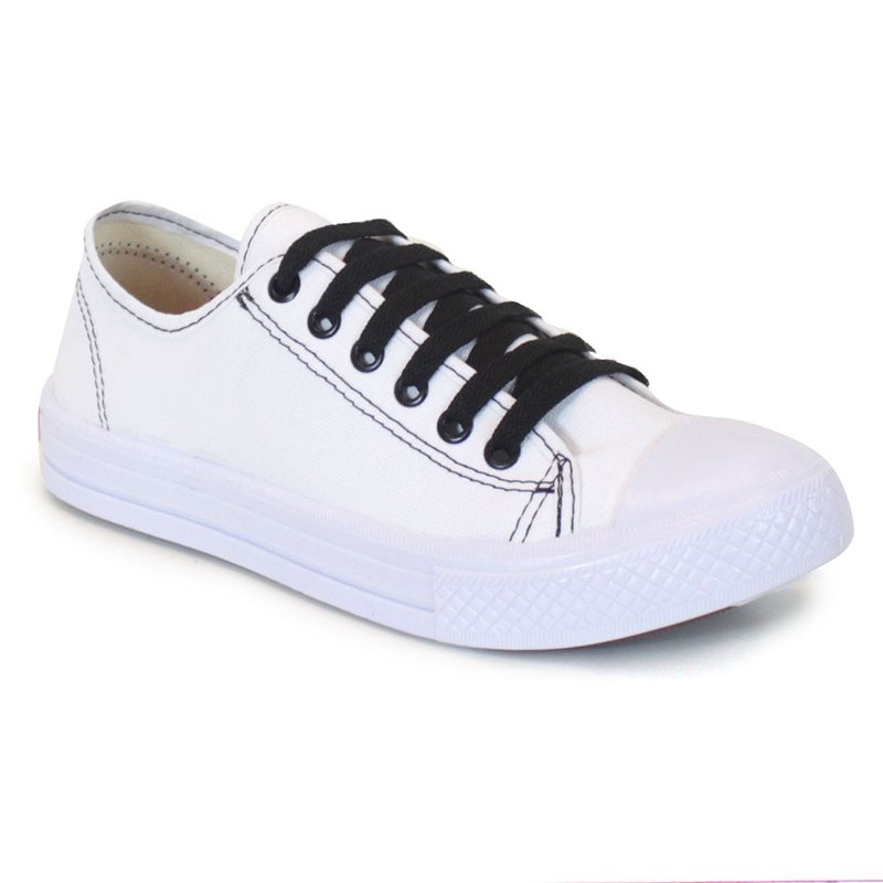 Tenis Tag Shoes Lona Branco