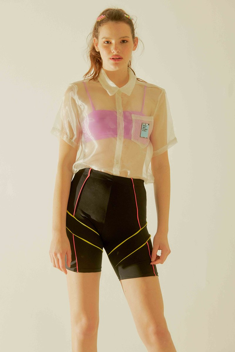 Organza Top SRI x Unsent Project