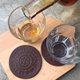 Kit DRINK COASTERS Work to Win - Coffee