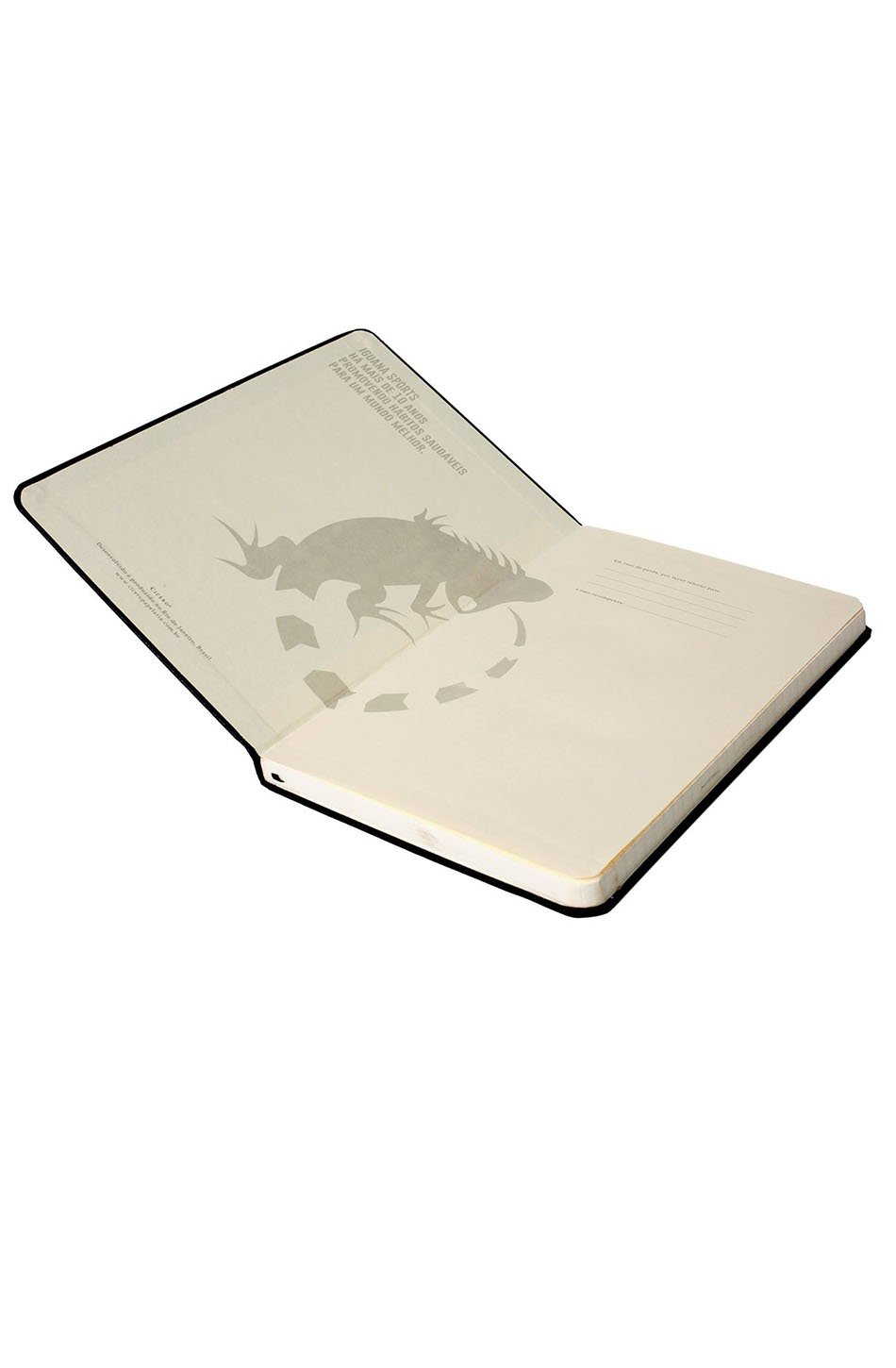 Caderno Cicero Iguana Just Run
