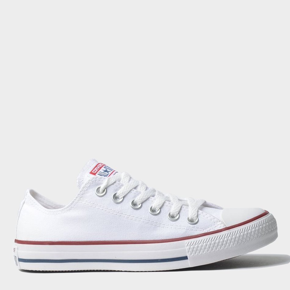 028862f1fd435 Tênis Converse All Star Chuck Taylor As Core Ox Branco - Lacali