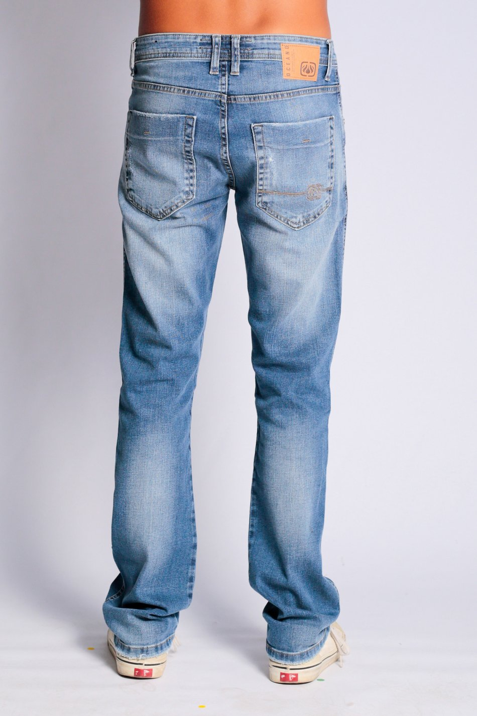 CALÇA OCEANO SLIM JEANS INTENSITA