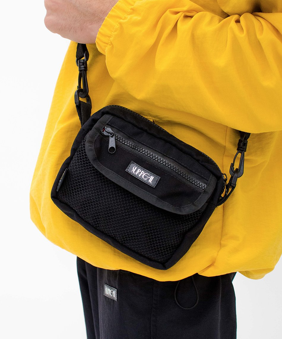 Mini Bag Cordura Black