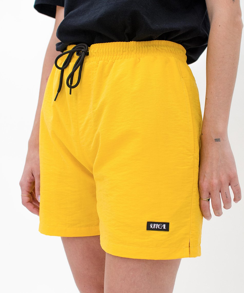 Shorts Yellow Vibes