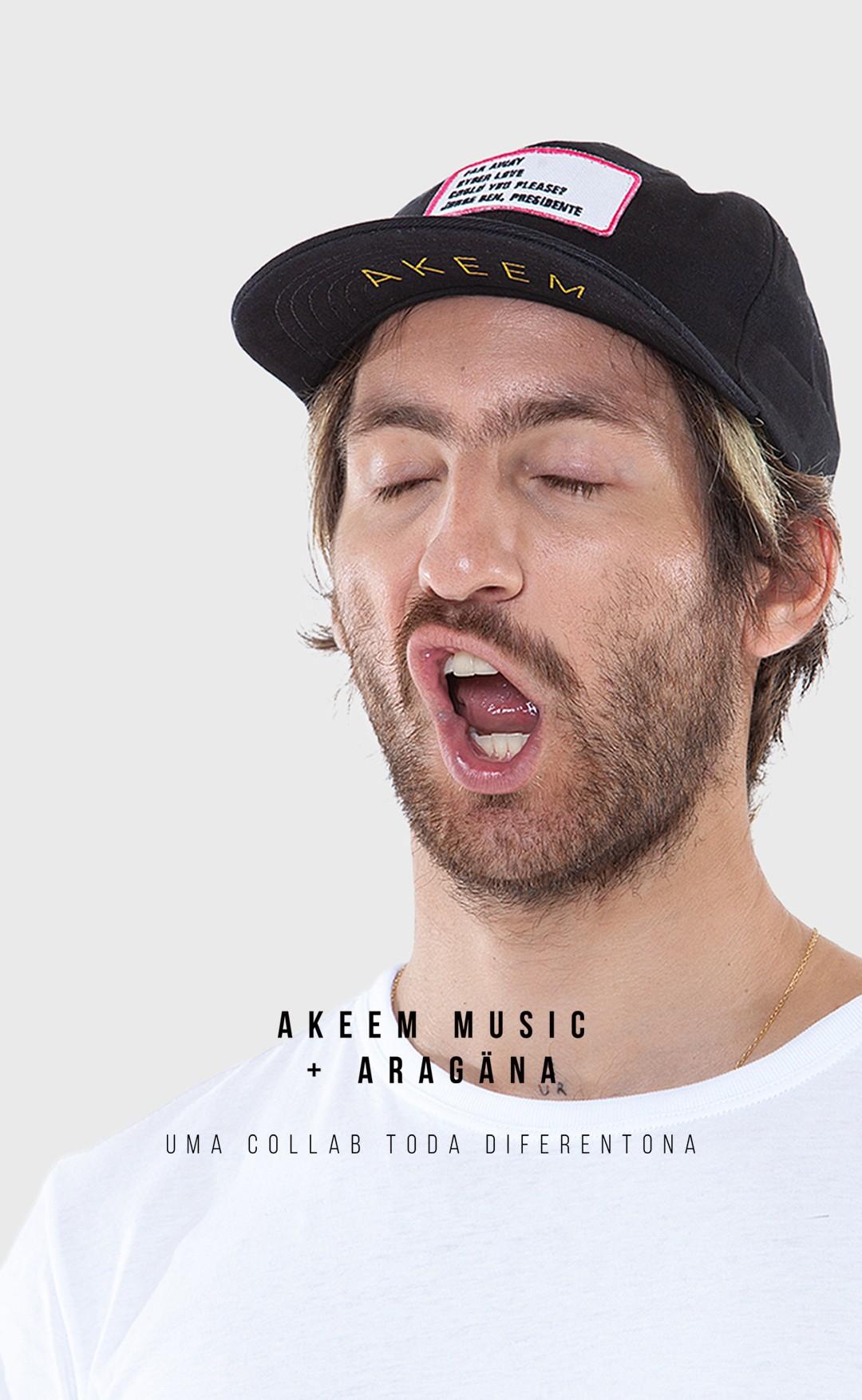 Collab Aragäna + Akeem