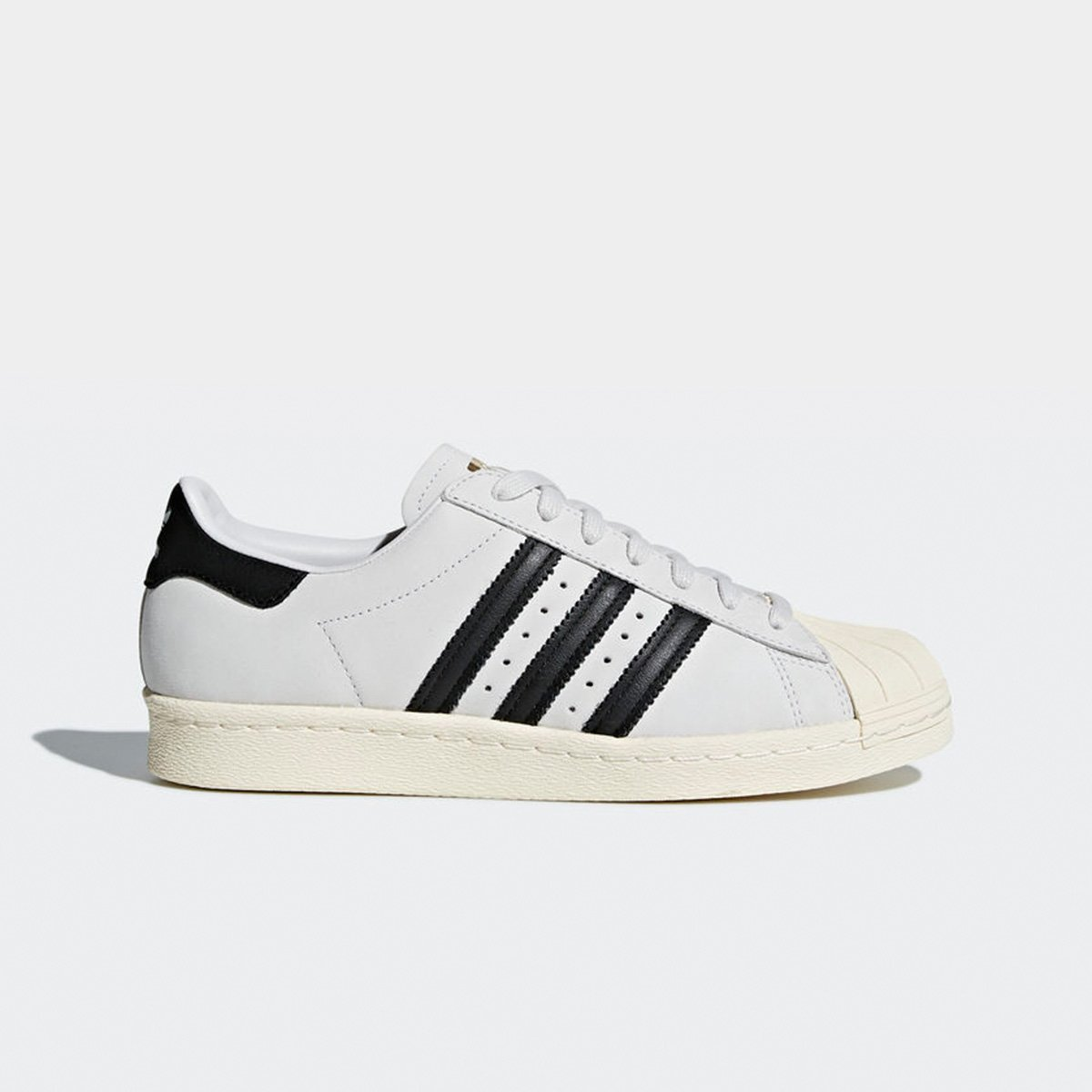 67009f63eeb Tênis Adidas Superstar Feminino Preto e Branco