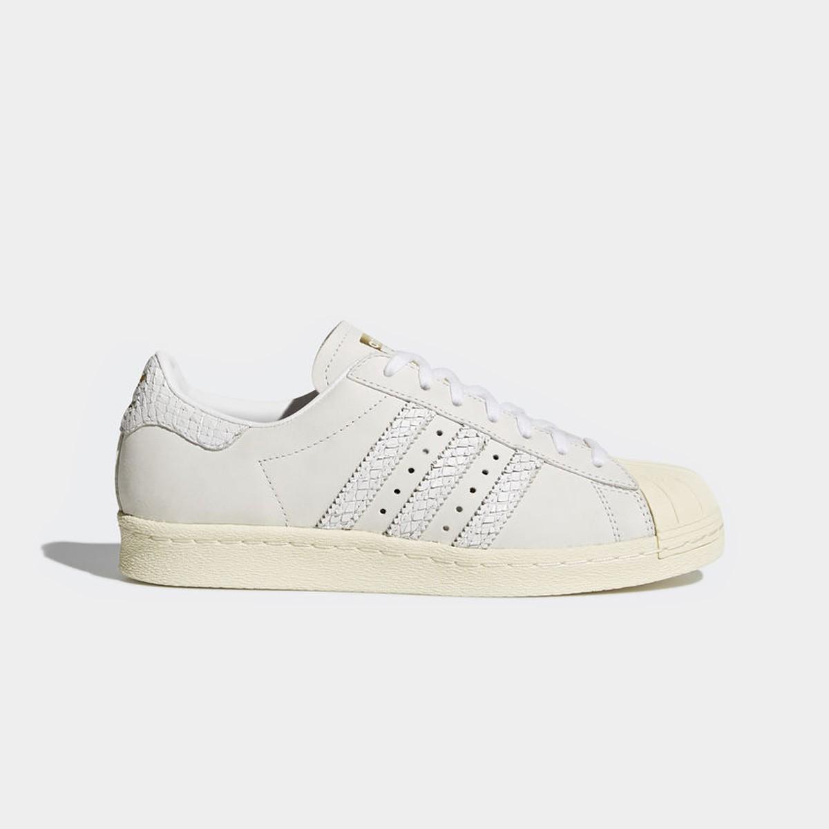 d5686612174 Tênis Adidas Feminino SuperStar 80s White