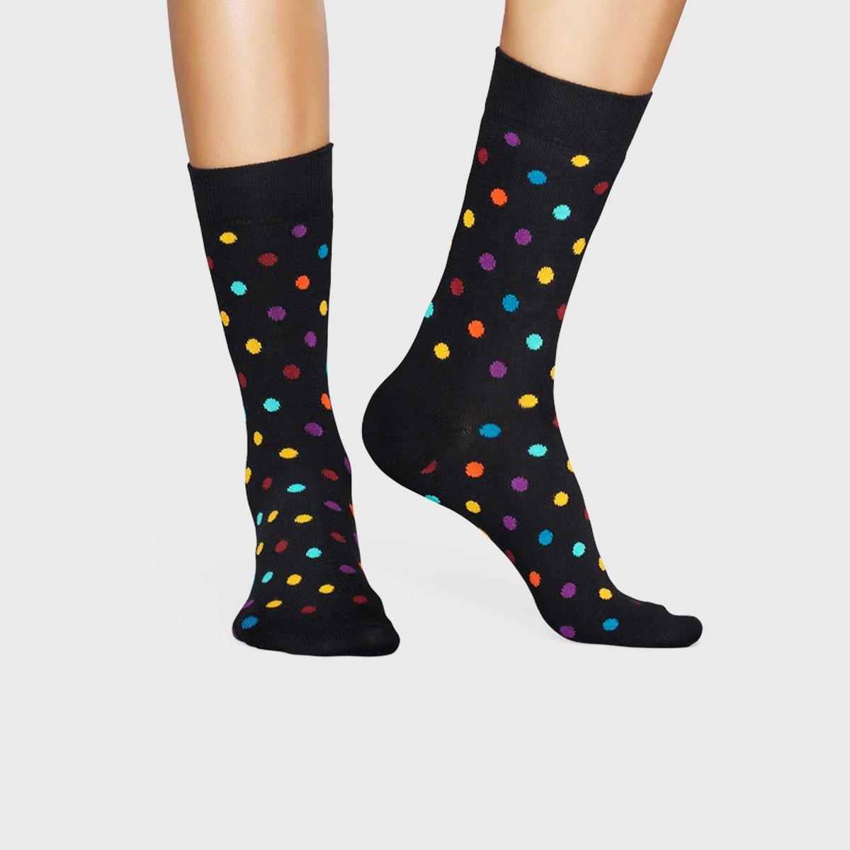 Meia Happy Socks Poá | DOT01-9300