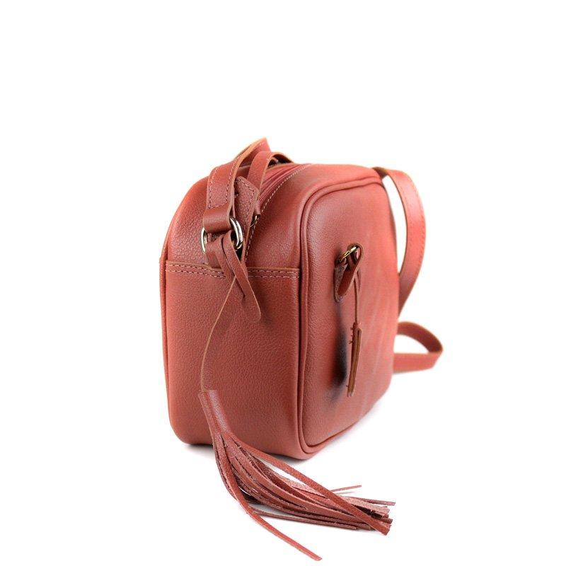 BOLSA CRISTOFOLI CROSS BODY TELHA