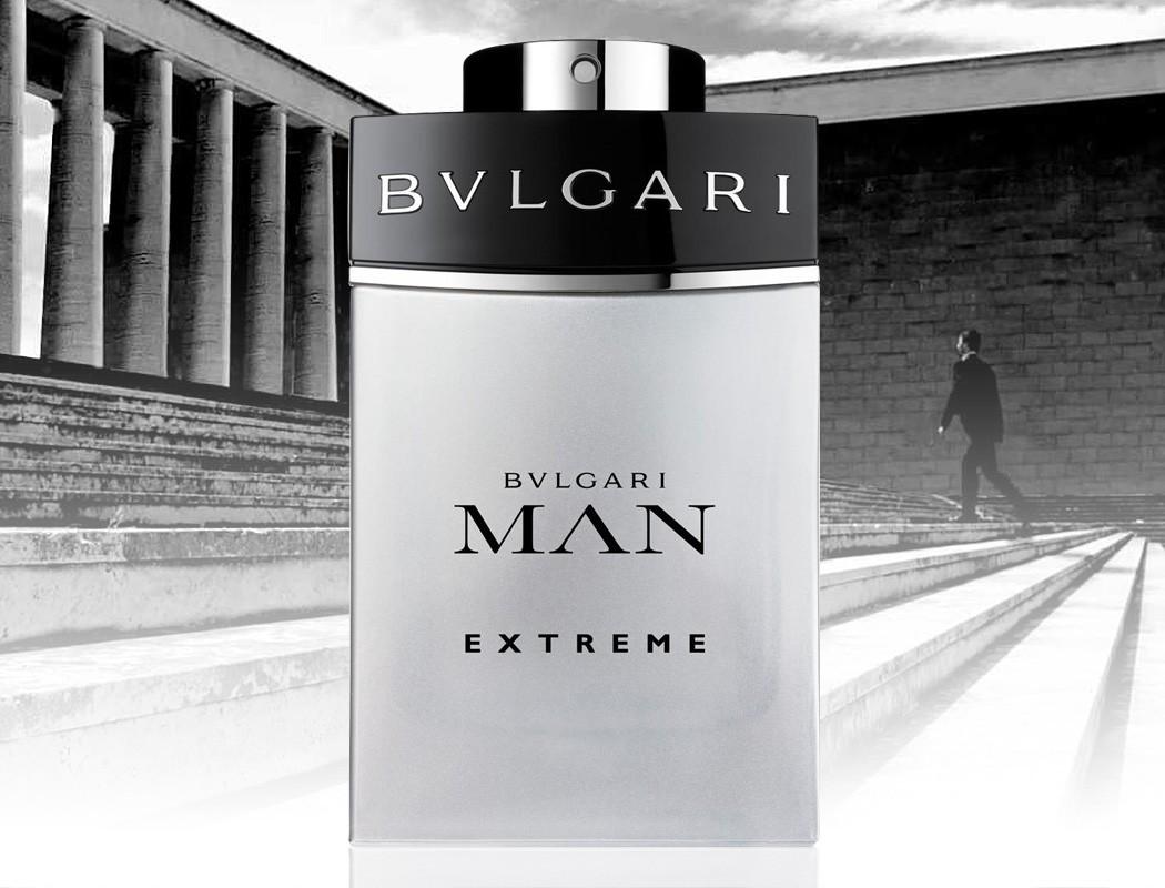 Bvlgari Man Extreme Edt 100Ml - Del Mondo