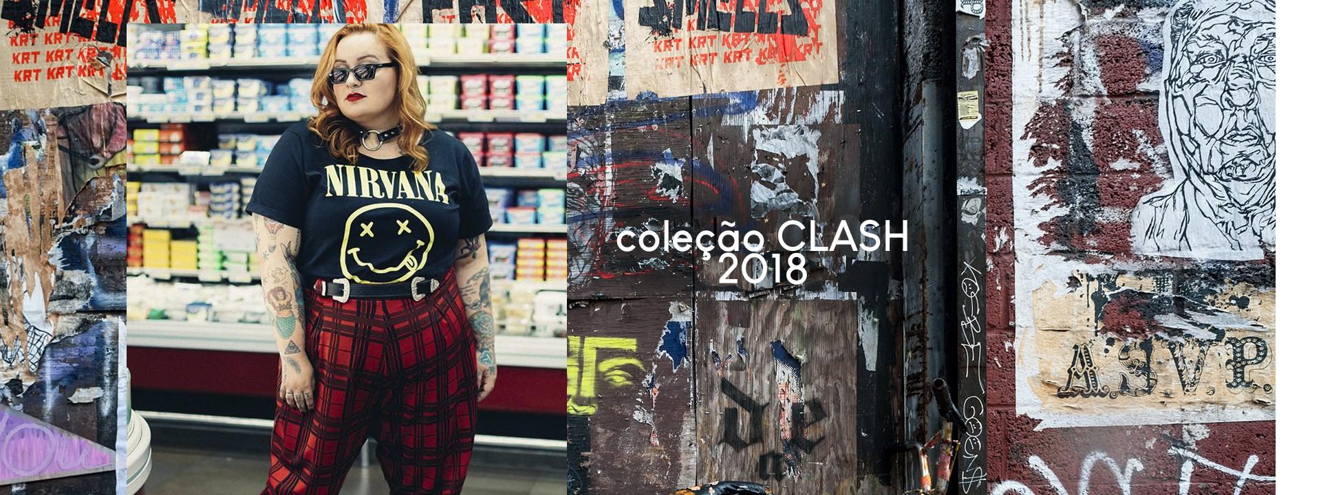 lookbook capa clash