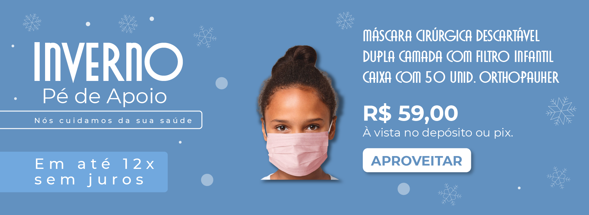 Inverno Full Máscara