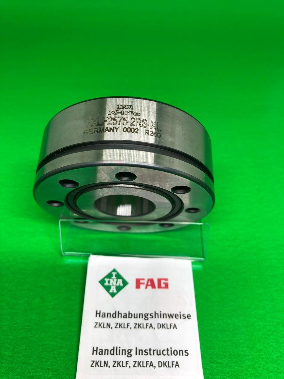 ZKLF2575-2RS-XL -Rolamento para fusos - medias INA-FAG-SCHAEFFLER - distribuidor FAG-INA- ball screw bearings INA - super precision bearings - medias INA