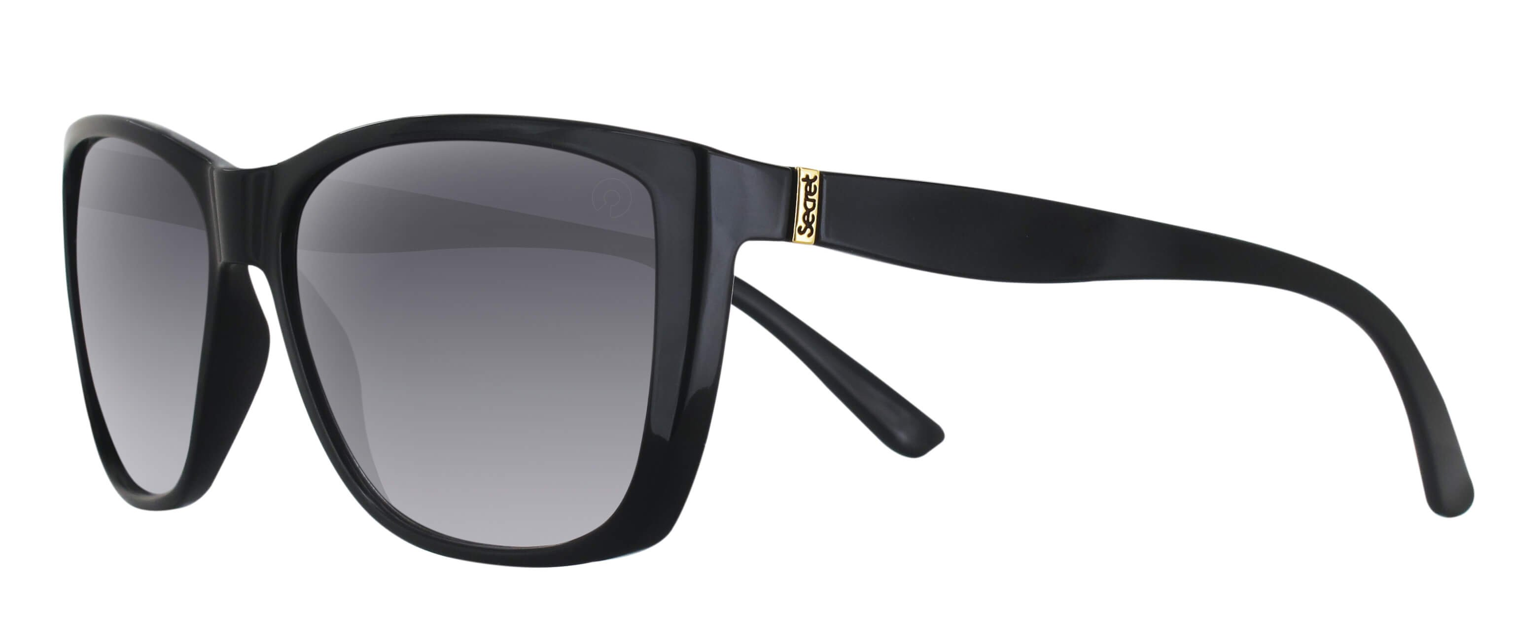 ÓC SECRET IRIS GLOSS BLACK / POLARIZED GRADIENT GRAY