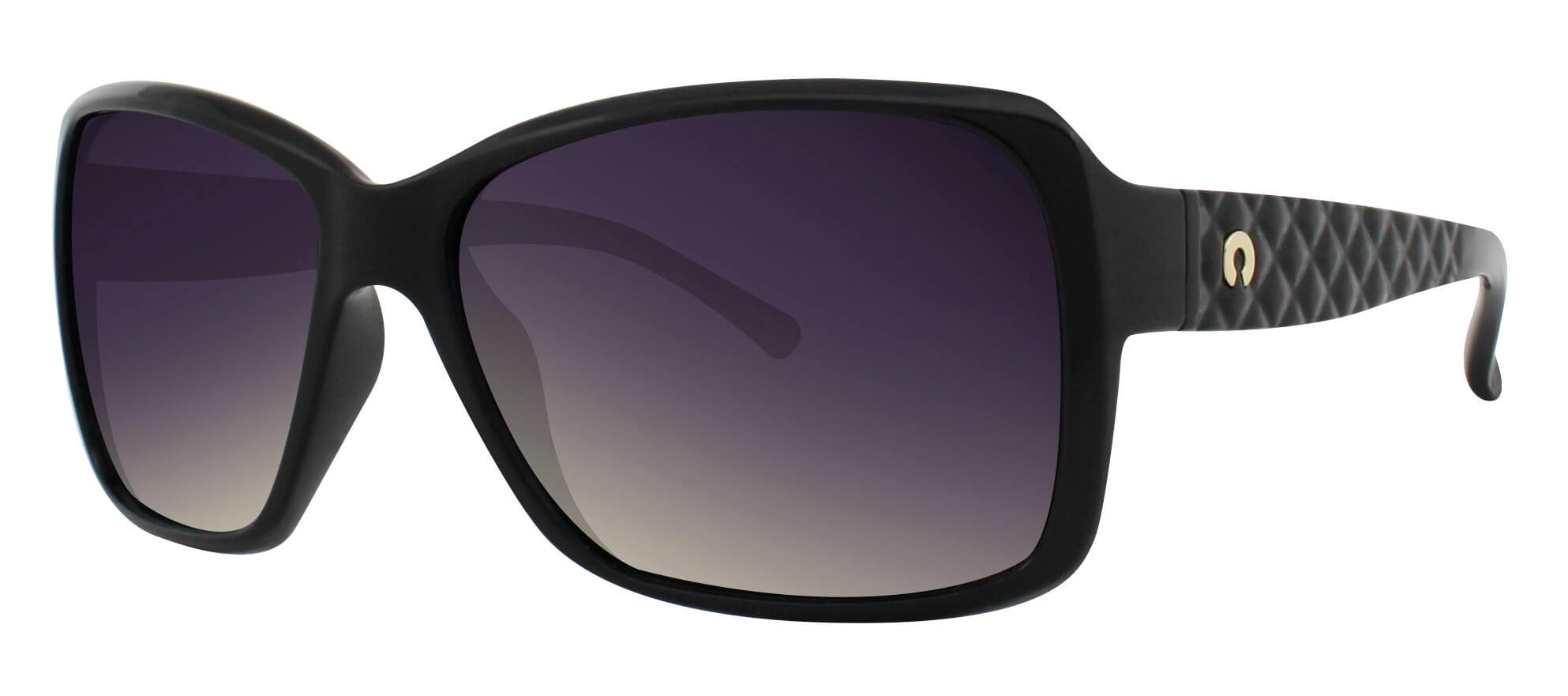 ÓC SECRET KATE GLOSS BLACK / POLARIZED GRADIENT GRAY