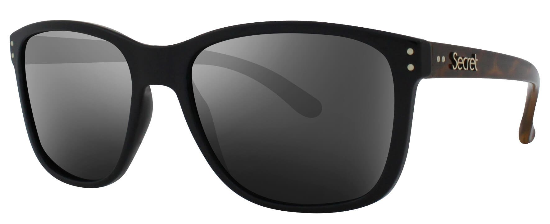 ÓC SECRET ZOE GLOSS BLACK/HAVANA TURTLE / POLARIZED GRADIENT GRAY