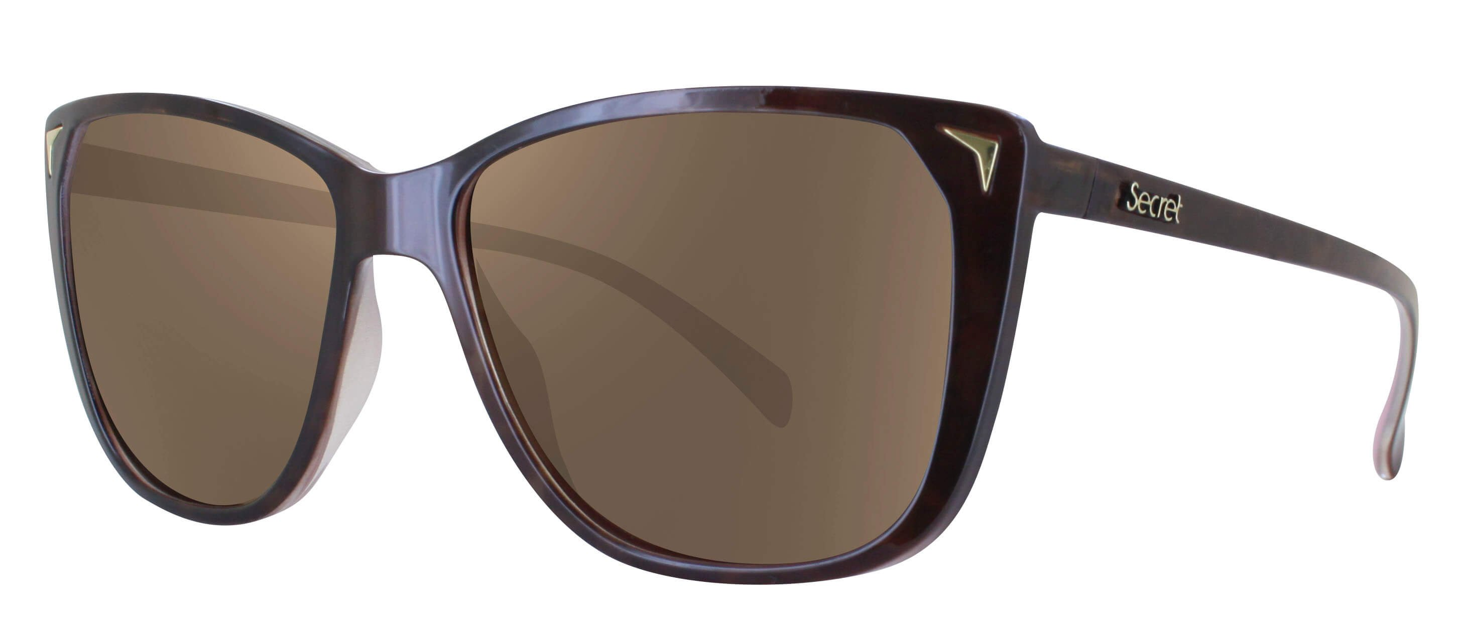 ÓC SECRET LOVEFOOL R.ROSE NEW TURTLE / POLARIZED BROWN