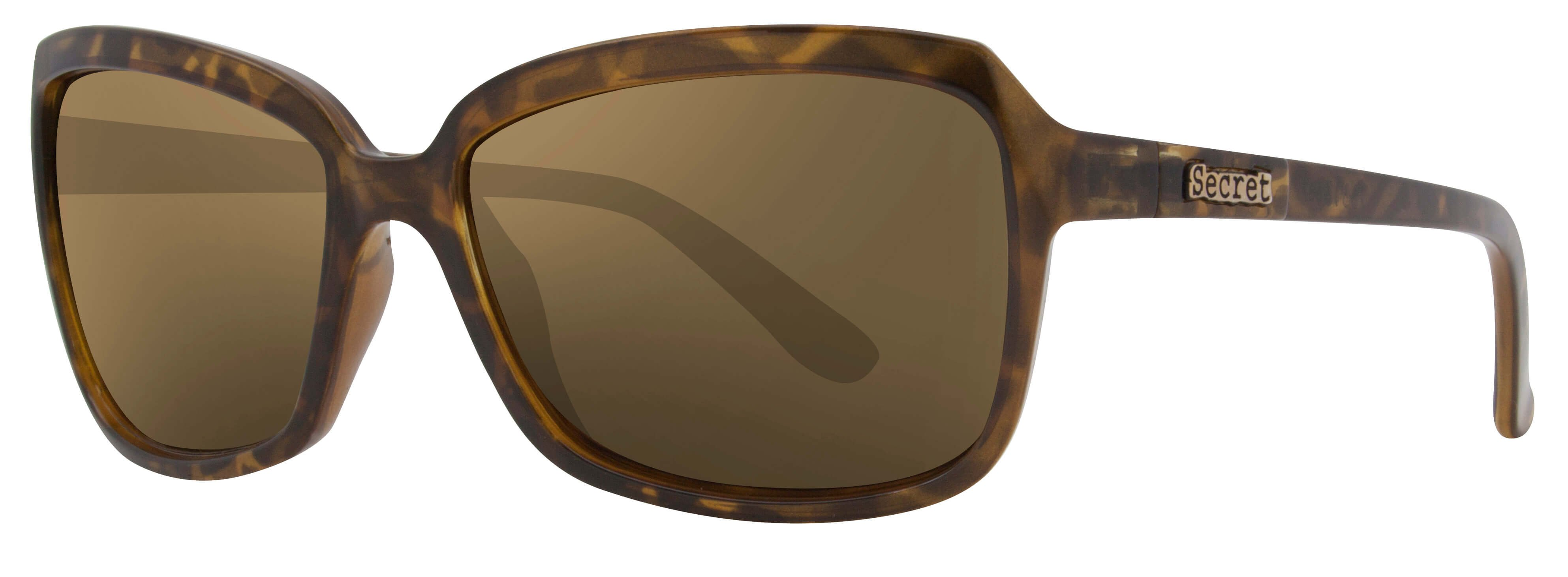 SECRET PETIT HAVANA TURTLE / POLARIZED BROWN