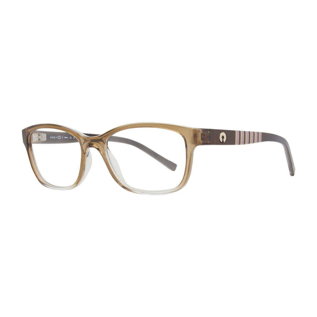 SECRET GRILAMID 80095 GLASSY BROWN STRIPES